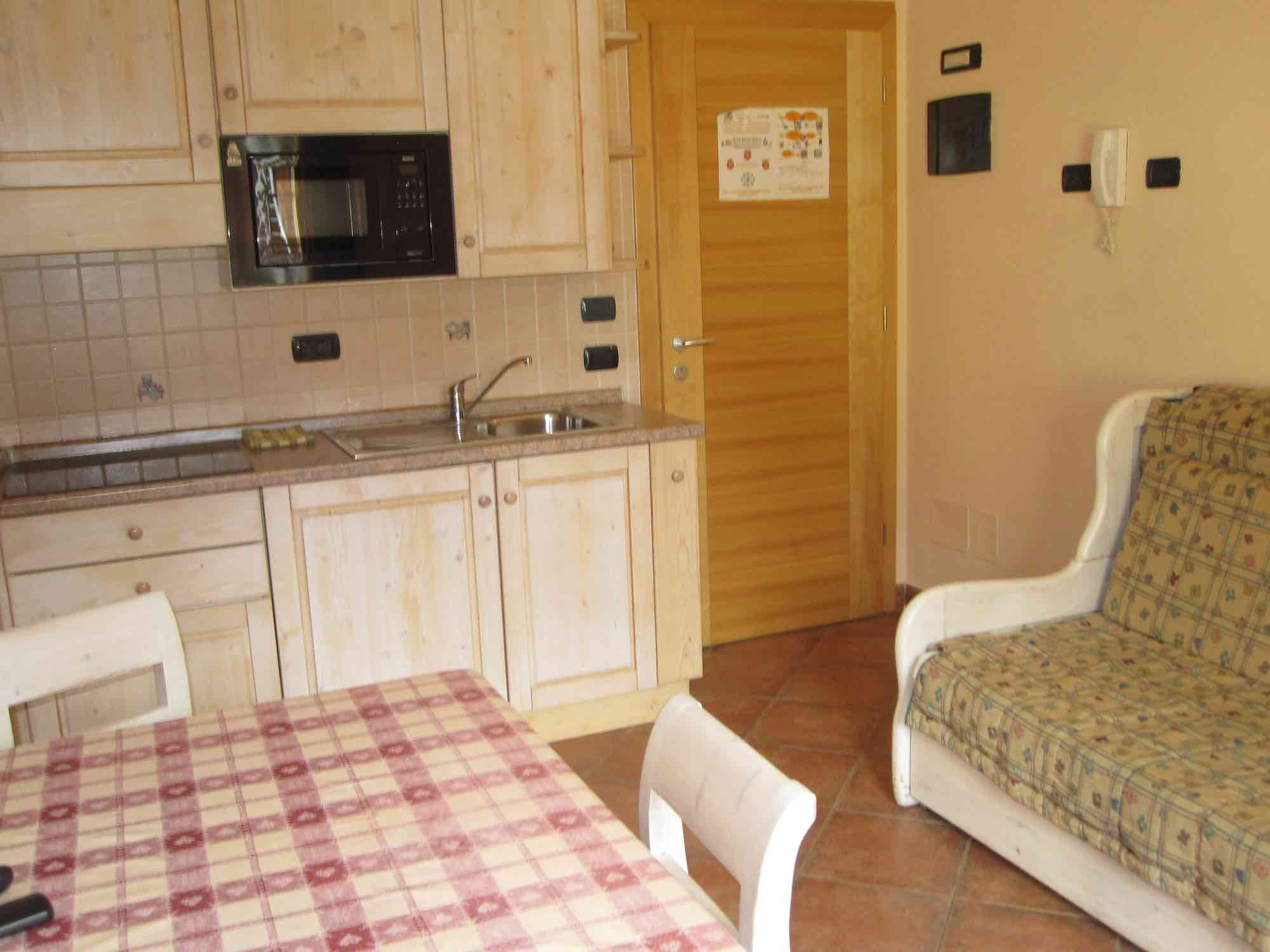 Baita La Broina - Via Florin, 24 - Apartment - Appartamento 8 1