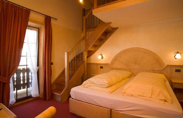 Hotel Capriolo - Via Borch, 96 - Room - Family 2