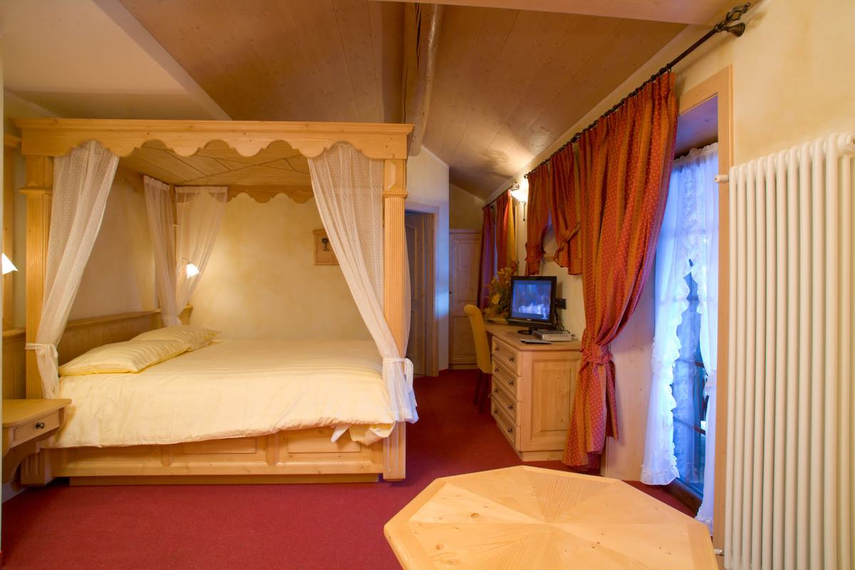 Hotel Capriolo - Via Borch, 96 - Room - Suite 2