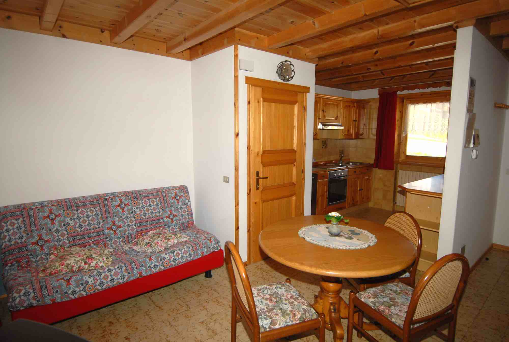 Baita Guana - Via Borch N.800, Livigno 23041 - Apartment - Primo Piano X4 2