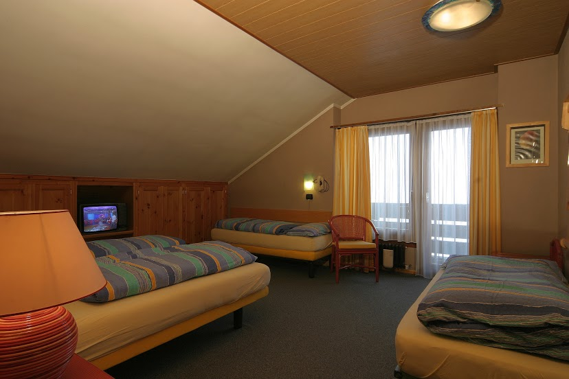 Hotel Margherita - Via Teola, 65 - Room - Comfort 3